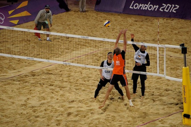 All You Need To Know About Beach Volleyball at Tokyo Olympics 2021