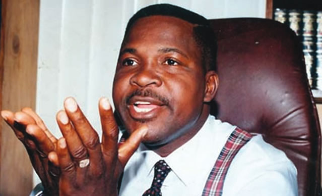 Twitter ban violators: Be ready to build thousands of prisons, Ozekhome tells FG