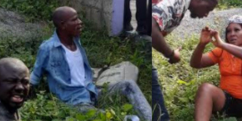 Three suspected 'one chance' operators arrested in Port Harcourt