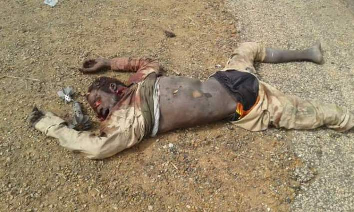 Troops kill scores of ISWAP terrorists in Borno, recover 6 gun trucks