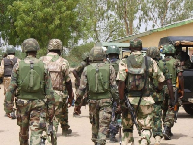 Widow narrates how soldiers killed her son, nephew and labeled them unknown gunmen