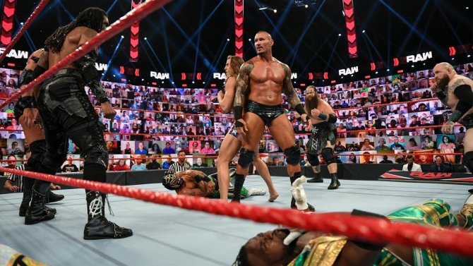Best Tag Team in WWE? Riddle Frustrates Randy Orton in a Hilarious Segment on WWE Raw