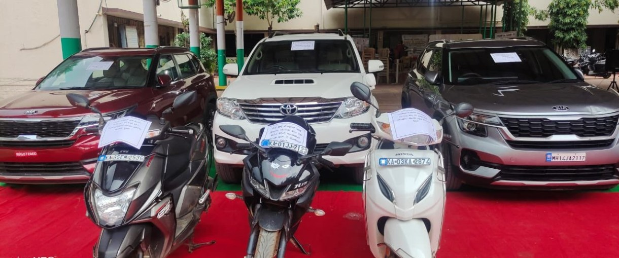 Nigerian man and Libyan accomplice arrested in India 3 months after they allegedly stole SUVs from showroom