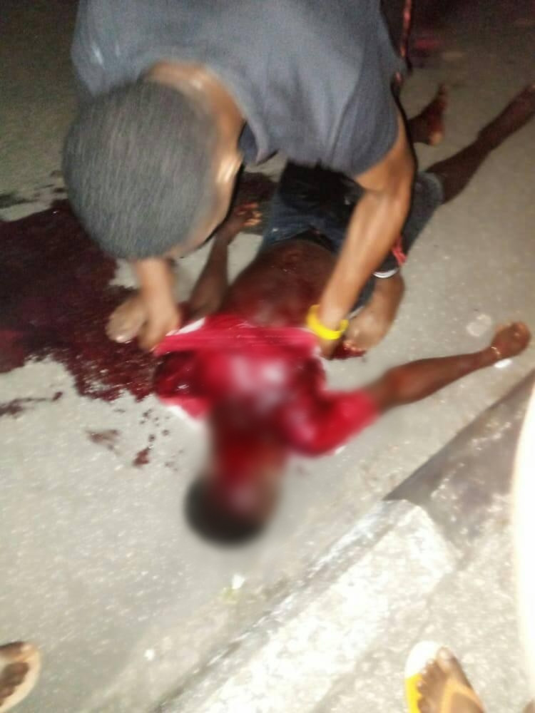 300 level UNICROSS student allegedly stabbed to death by suspected phone snatchers in Calabar