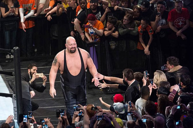 The Big Show Paul Wight