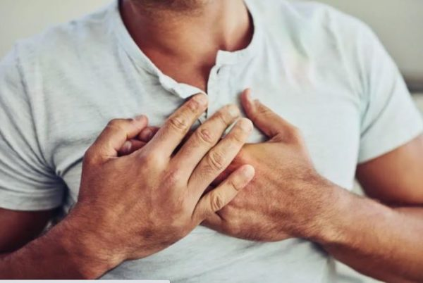 10 most common causes of chest pain