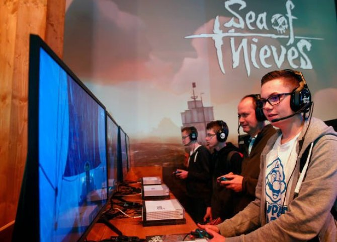Where to Find the Powerful Sea Treasure in the Latest Update of The Sea of Thieves?