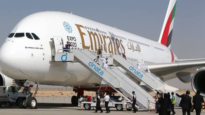 UAE lifts ban on travels between Nigeria, Dubai