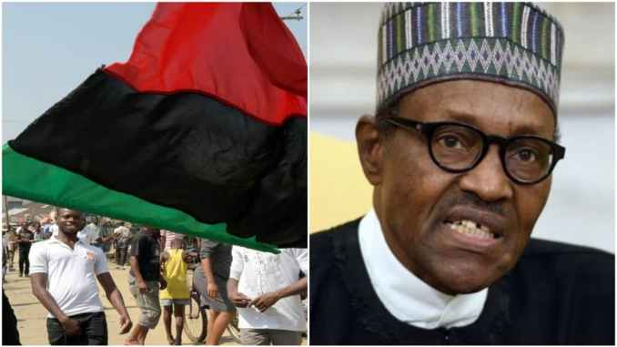 Stockpiling weapons: We don't buy arms, we produce arms locally – IPOB replies Presidency