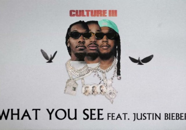 Migos Ft. Justin Bieber - What You See