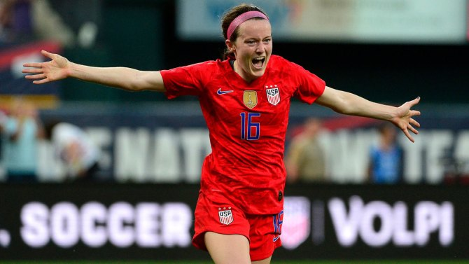 USWNT Names Star-Studded 18-Woman Soccer Squad Heading to Tokyo Olympics 2021