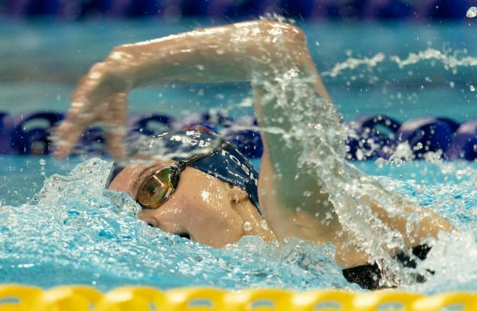 Meet Summer McIntosh, the 14-Year-Old Canadian Swimming Sensation Going to Tokyo Olympics 2021