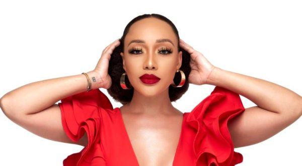 Thando Thabethe grateful for the gift of life as she turns 31
