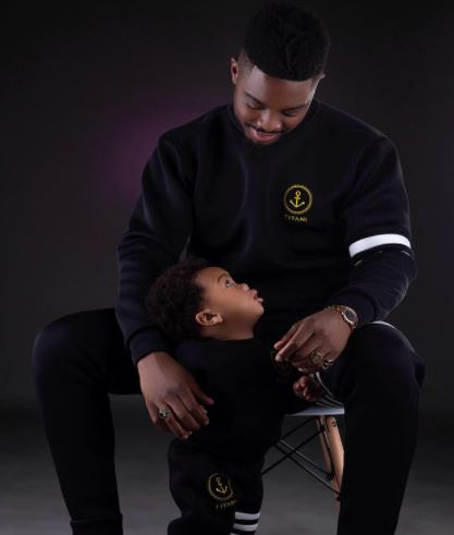 South African celebs celebrates Father's day