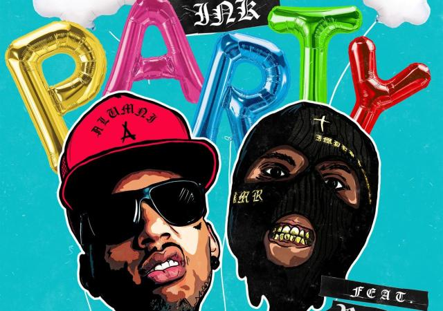 Kid Ink Ft. RMR - Party