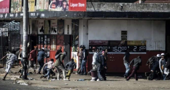 South Africa to deploy soldiers to quell unrest over Zuma's imprisonment