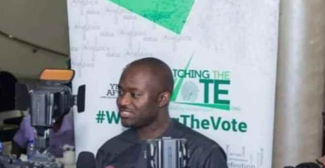 INEC: Samson Itodo asks Buhari to replace Onochie with non-partisan female