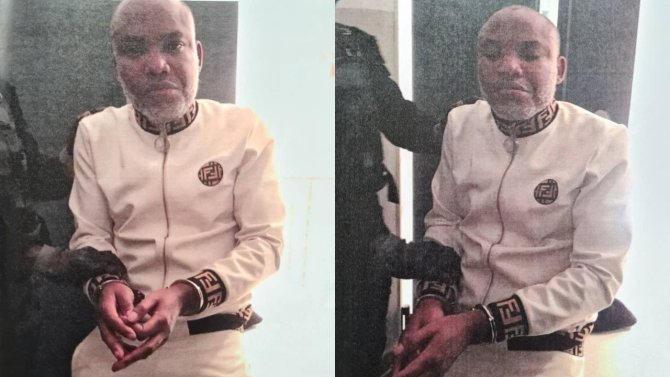 IPOB: How Nnamdi Kanu was arrested at airport parking lot in Kenya