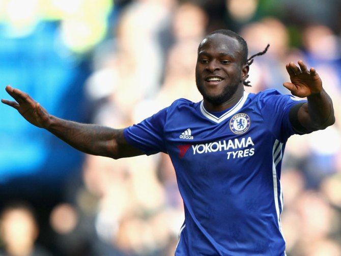 Victor Moses leaves Chelsea after 9 years to join Spartak Moscow on a permanent deal