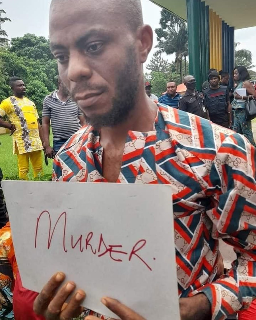 She was making my manhood rise spiritually – Man who beheaded his aunt in Calabar claims