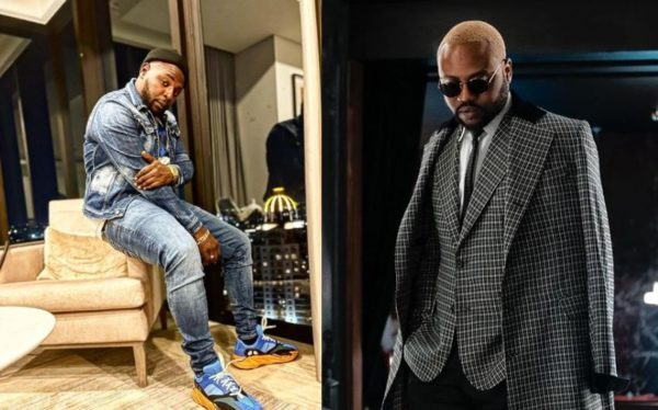 DJ Maphorisa teases collabo with Rapper Reason (Video)