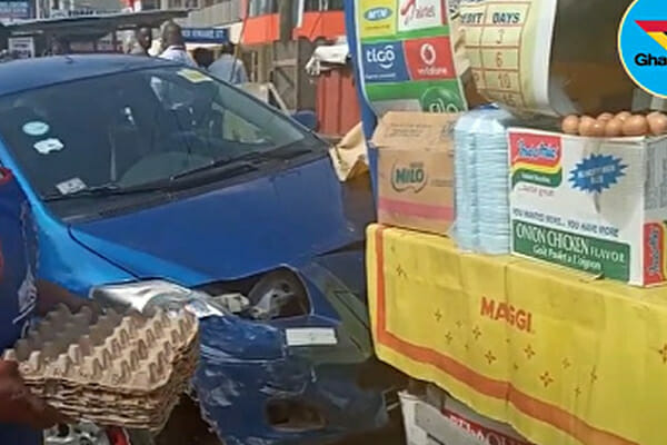 Driver crushes food vendor to death in Ondo