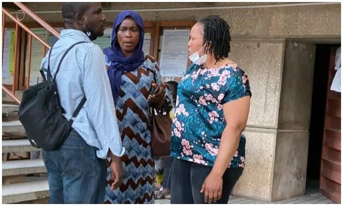 Breaking: Igboho's wife, monarchs arrive Beninise court