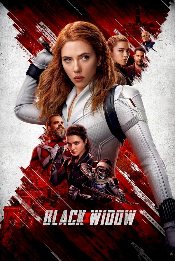 Black Widow (2021) - Hollywood Movie