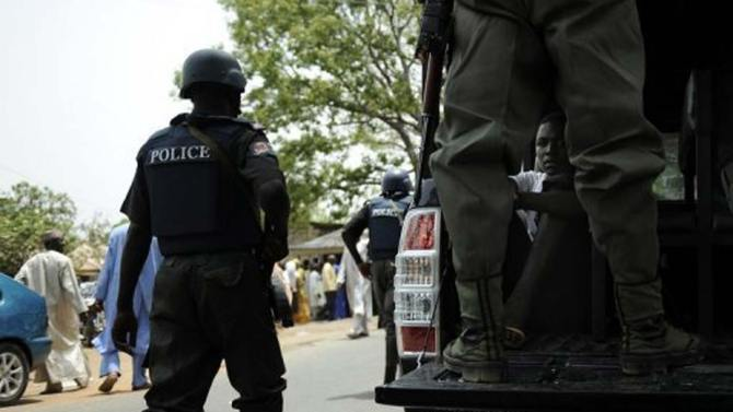Kaduna Police rescue four victims from Kidnappers' den