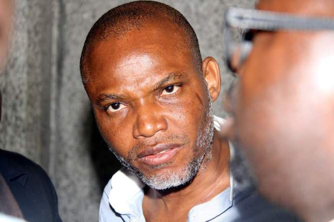 Nnamdi Kanu's heart has enlarged by 13%, he needs quick, advanced medical attention – Lawyer