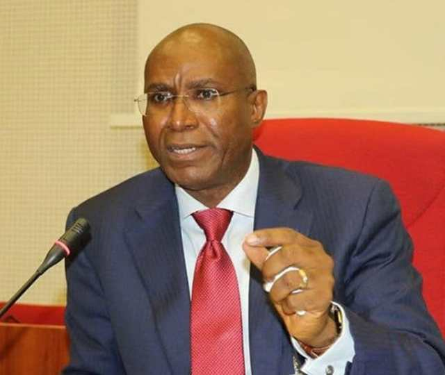 Omo-Agege: 1999 constitution does not bar a governor from being party chairman