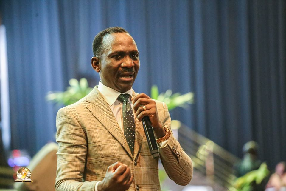 """Pastor Enenche breaks silence on """"BuhariMustGo"""" activists arrested at Dunamis Church"""