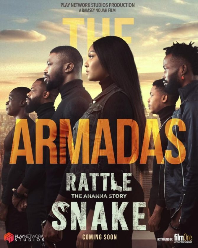 RattleSnake - The Ahanna Story