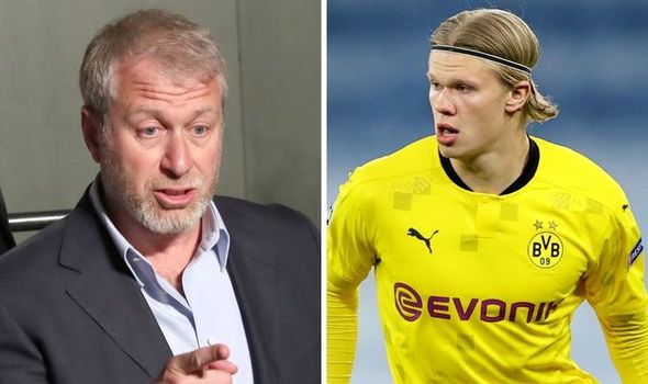 Chelsea owner Roman Abramovich releases funds to sign Erling Braut Haaland
