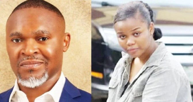 SUPER TV CEO: Chidinma shares personal details about Usifo Ataga (video)