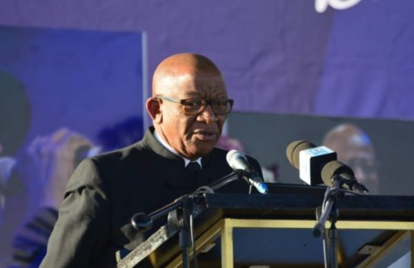 Legendary musician Tsepo Tshola laid to rest in Lesotho