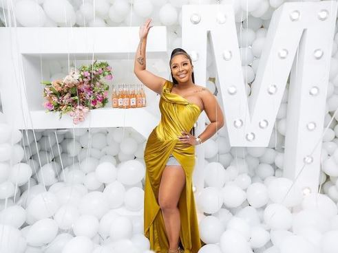 Boity Thulo becomes the most followed celebrity as she hits 5million followers on IG