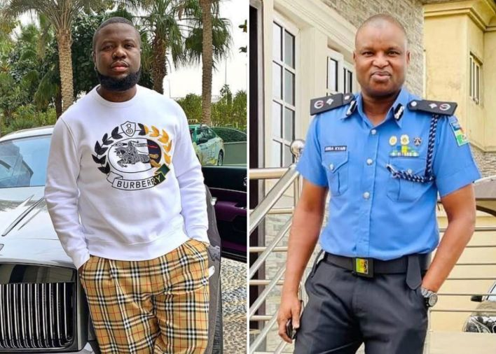 IGP orders 'internal review' of allegations against DCP Abba Kyari