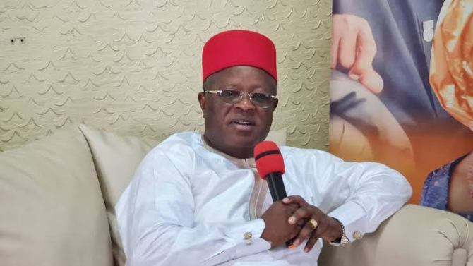 Gov Umahi suspends Ebonyi's Auditor-General, appoints replacement