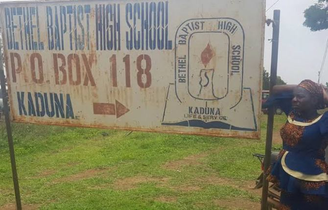 Bandits demand N60m ransom for 120 abducted Baptist students in Kaduna