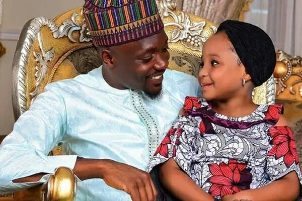 Ahmed Musa celebrates daughter's birthday with adorable photos