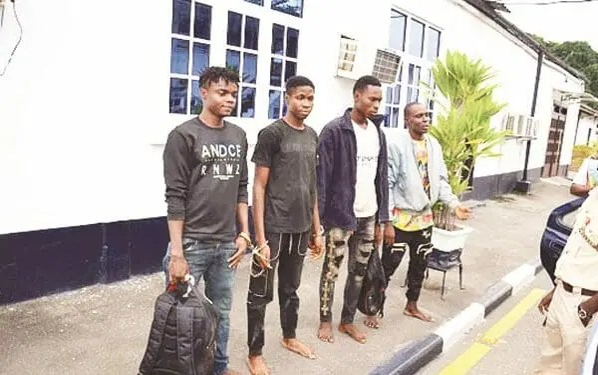 Nigerian Navy arrests four stowaways on Europe-bound ship