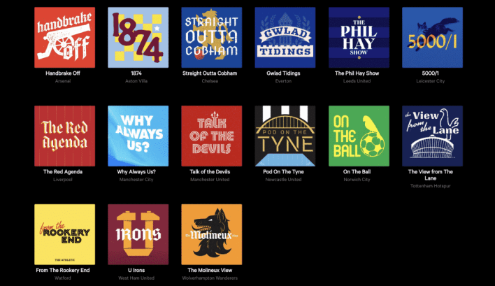 Top 10 best football podcasts to listen to in the 2021/22 season