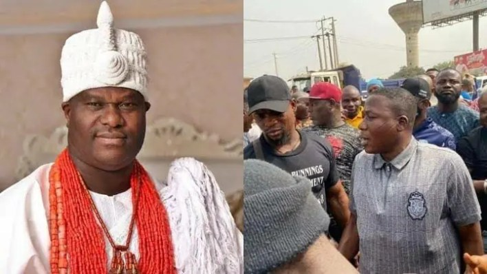 Ooni Of Ife Reveals What The Obas Are Doing To Support Sunday Igboho