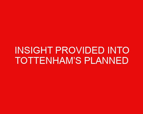 Insight provided into Tottenham's planned disciplinary measures for Harry Kane