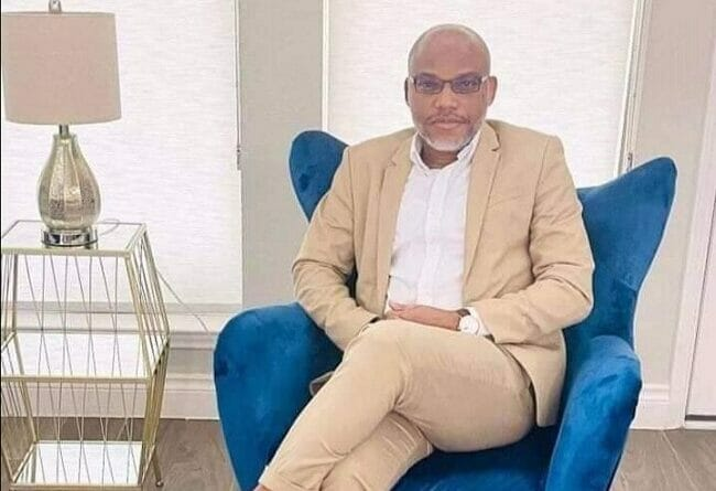 Biafra: DSS finally bows to pressure, allows Nnamdi Kanu meet family