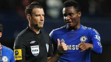 Mikel Obi almost made me quit refereeing – Ex-EPL referee, Mark Clattenburg