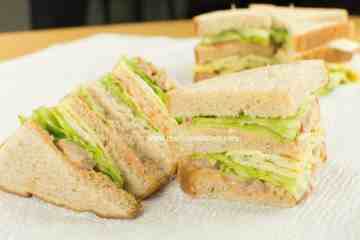 Easy Club sandwich recipe