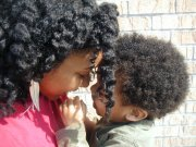 nappy hair time mommies