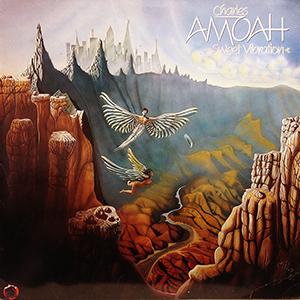 CHARLES AMOAH sweet vibration Album Lp